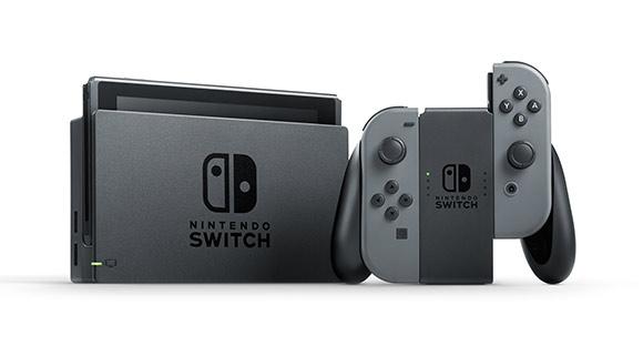 任天堂NintendoSwitch2017年3月预售thehut.com